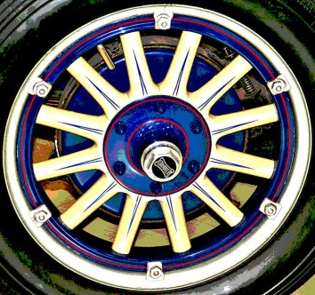 Grand Pinwheel